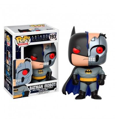 Funko Pop DC Batman Animated Robot Batman