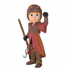 Figura Vinyl Rock Candy Harry Potter Ron in Quidditch Uniform