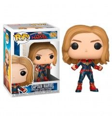 Funko Pop Marvel Capitana Marvel