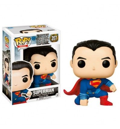 Funko Pop justice league movie superman