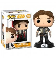 Funko Pop Star Wars Solo Young Han Exclusive