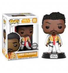 Funko Pop Star Wars Solo Lando Exclusive