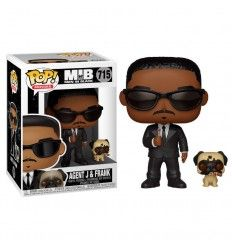 FUNKO POP Men In Black Agent J 38 Frank