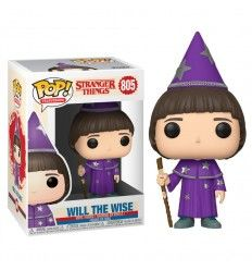 FUNKO POP Stranger Things 3 Will the Wise