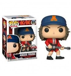 FUNKO POP ACDC Angus Young Exclusive