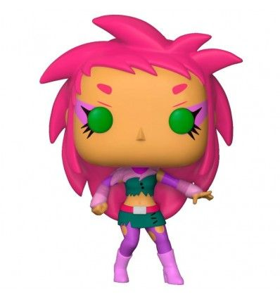 Funko Pop teen titans go the night begins to shine starfire