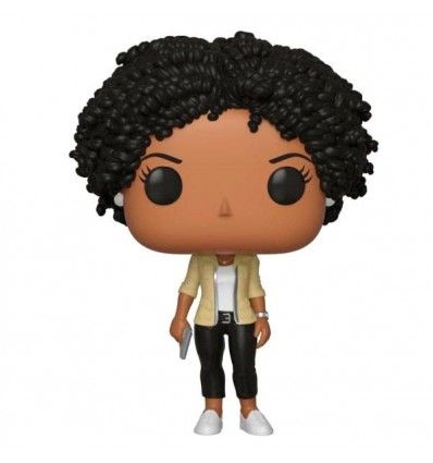 Funko Pop James Bond Eve Moneypenny serie 2