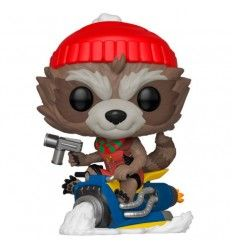 Funko Pop Marvel Holiday Rocket