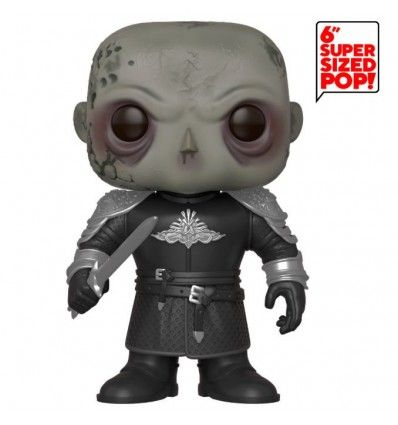 Funko Pop Juego de Tronos The Mountain Unmasked 15cm