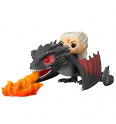 Funko Pop Juego de Tronos Daenerys on Fiery Drogon