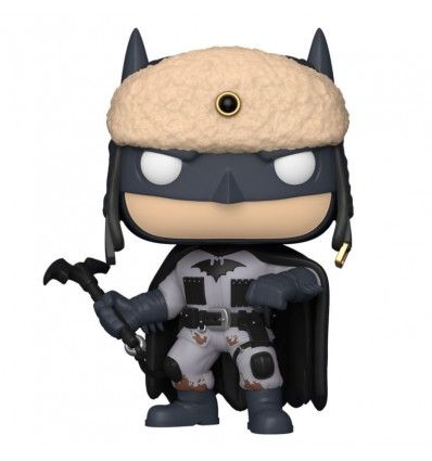 Funko Pop DC Comics Batman 80th Red Son Batman 2003