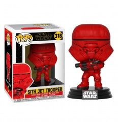 Funko Pop Star Wars Rise of Skywalker Sith Jet Trooper