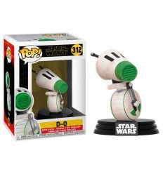 Funko Pop Star Wars Rise of Skywalker D-O