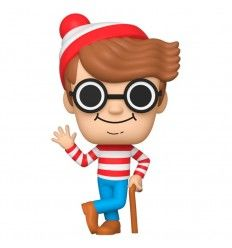 Funko Pop Books Where is Waldo Waldo