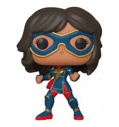 Funko POP Marvel Avengers Game Kamala Khan Stark Tech Suit