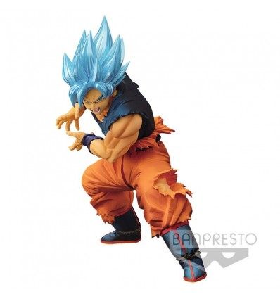 Figura Maximatic SSGSS Son Goku Dragon Ball Super 20cm