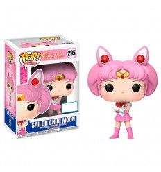 Funko Pop sailor moon chibi moon sparkle glitter exlcusive