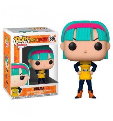 Funko Pop Dragon Ball Z Bulma Series 4